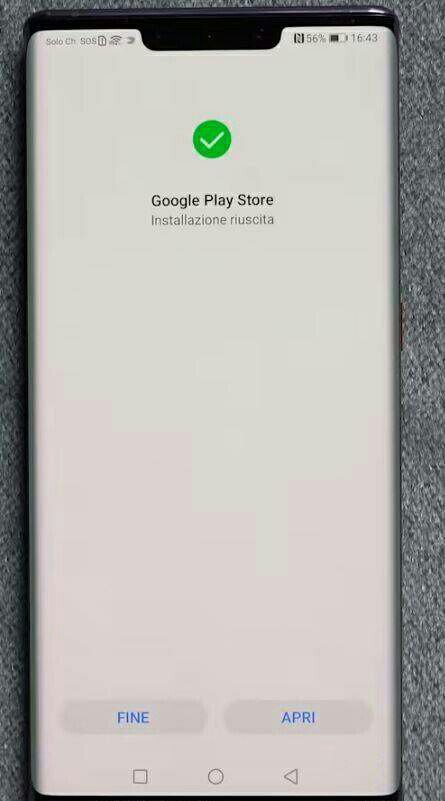 Не надо сгущать краски. Huawei Mate 30 Pro с установленным магазином Google Play