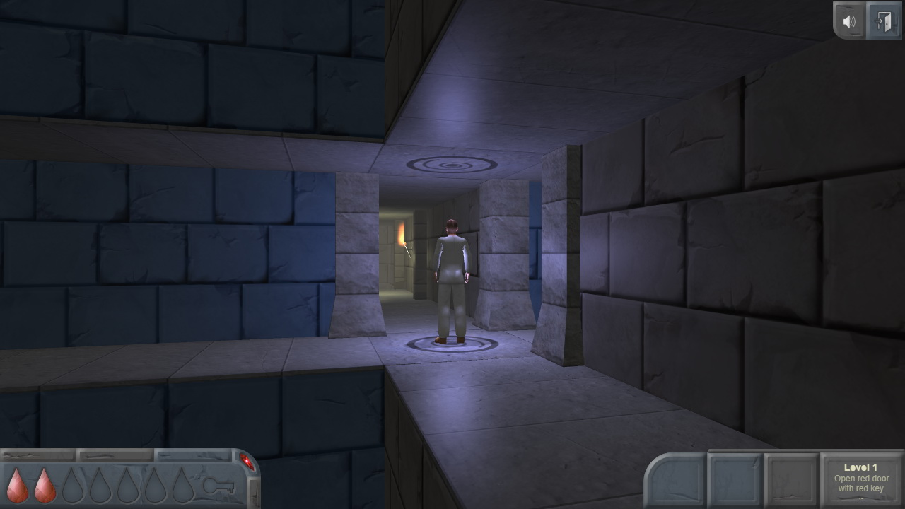 Новая игра со старой атмосферой на Three.js - 9