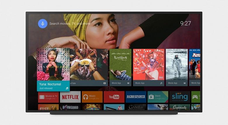 В Android TV появились сразу четыре новых функции