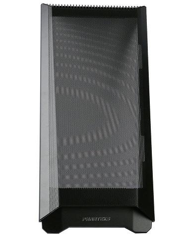 Владельцы корпусов Phanteks Eclipse P400 и P400S скоро смогут заменить штатную переднюю панель сетчатой