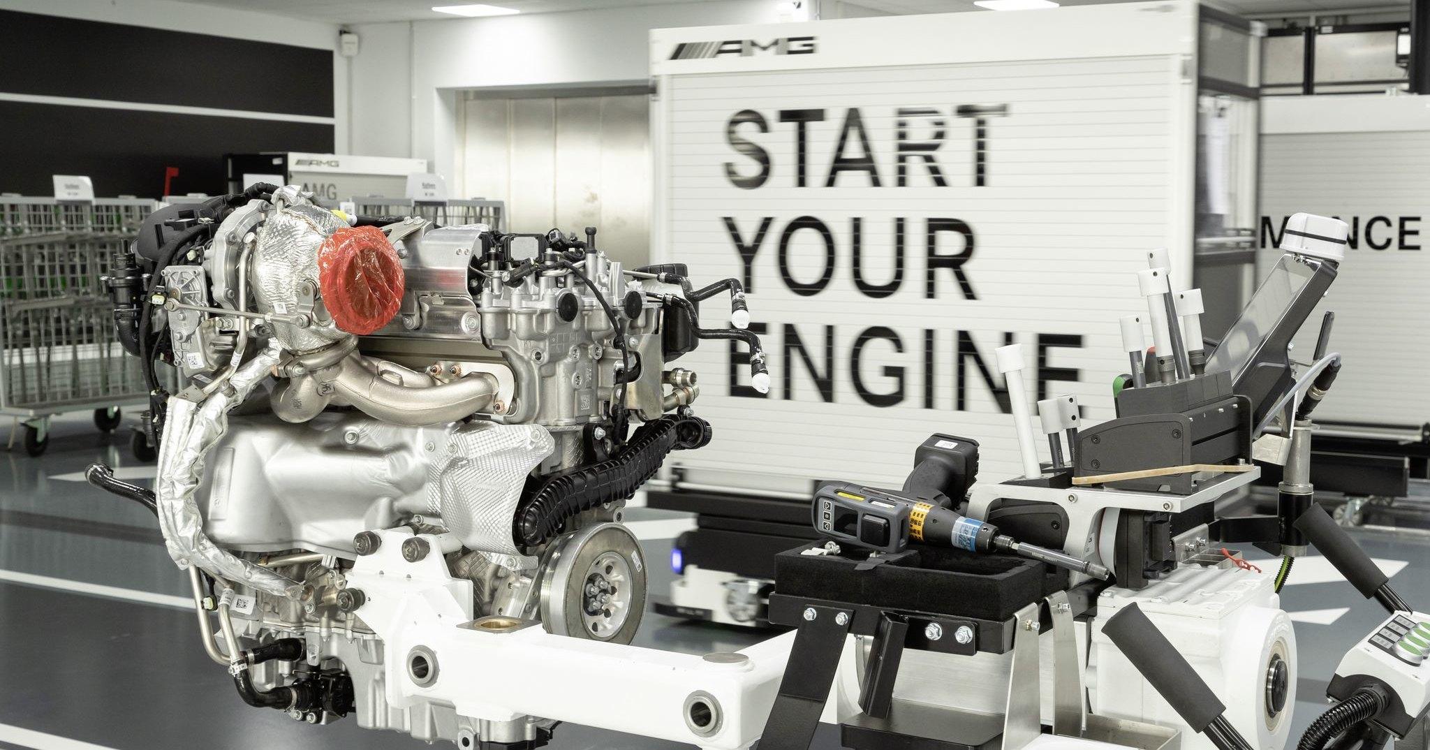 Daimler отказался от создания новых двигателей