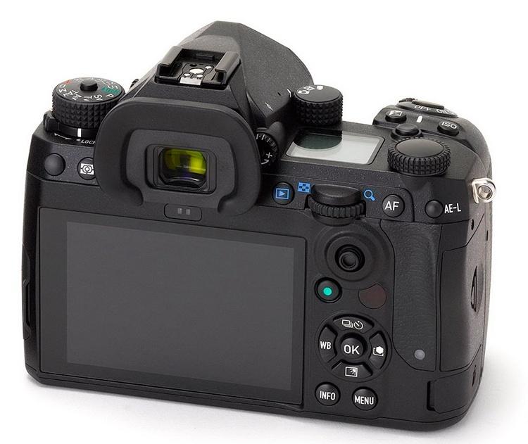 Ricoh проектирует флагманский зеркальный фотоаппарат