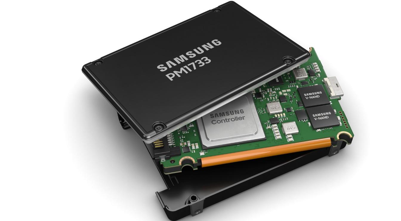 Samsung выпустил «неубиваемые» SSD - 1