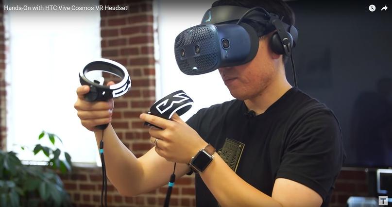Vive Cosmos — обзор нового VR сета от HTC - 1