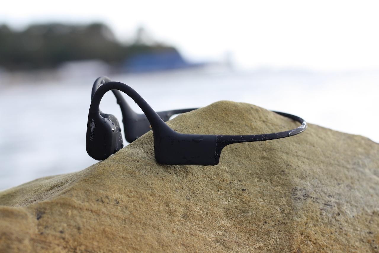 Наушники для плавания Xtrainerz от Aftershokz с костной проводимостью звука — вышло круто - 5