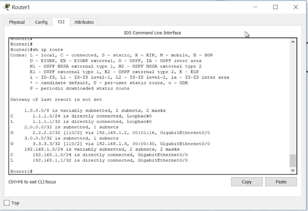 Тренинг Cisco 200-125 CCNA v3.0. День 45. Настройка OSPF - 10