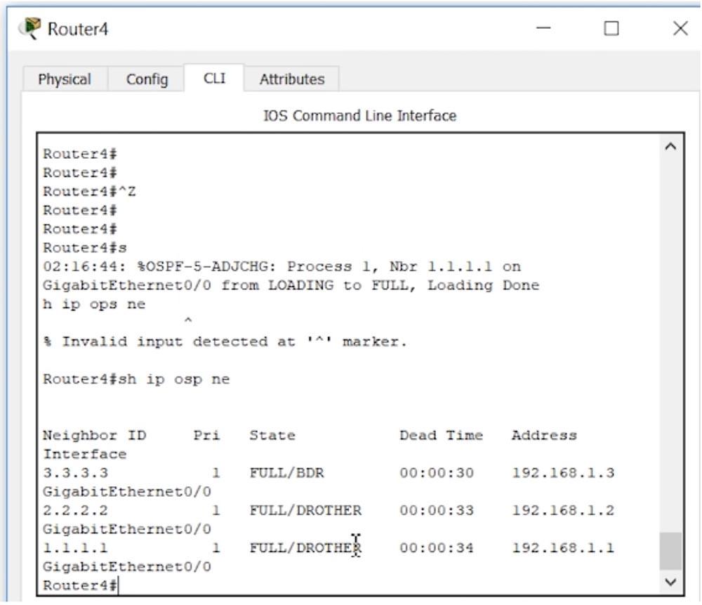Тренинг Cisco 200-125 CCNA v3.0. День 45. Настройка OSPF - 13