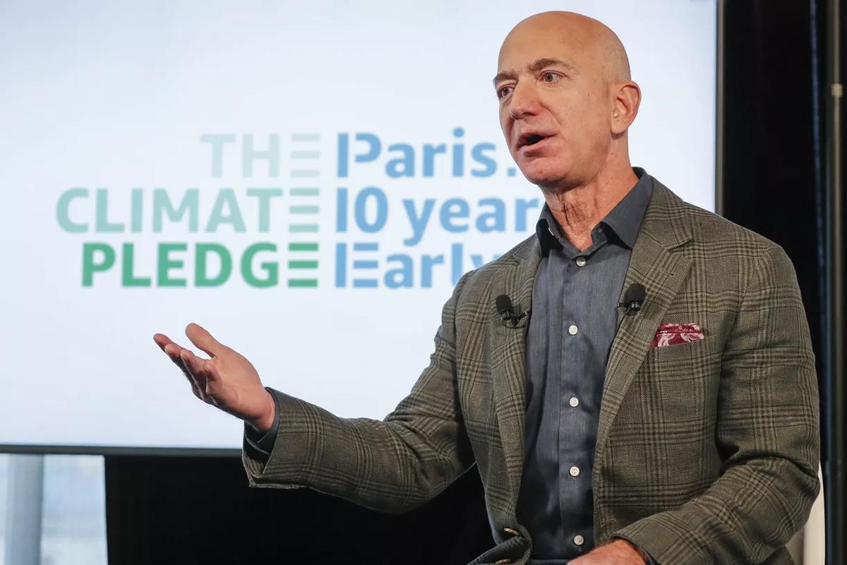 Amazon объявила о плане борьбы с глобальным потеплением - 2