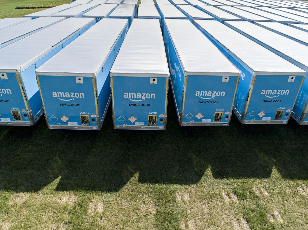 Amazon объявила о плане борьбы с глобальным потеплением - 1