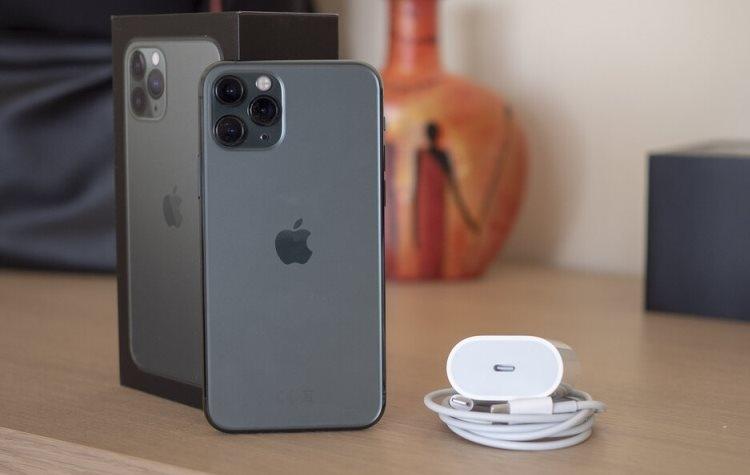 iPhone 11 Pro заряжается в два раза быстрее прошлогодних моделей