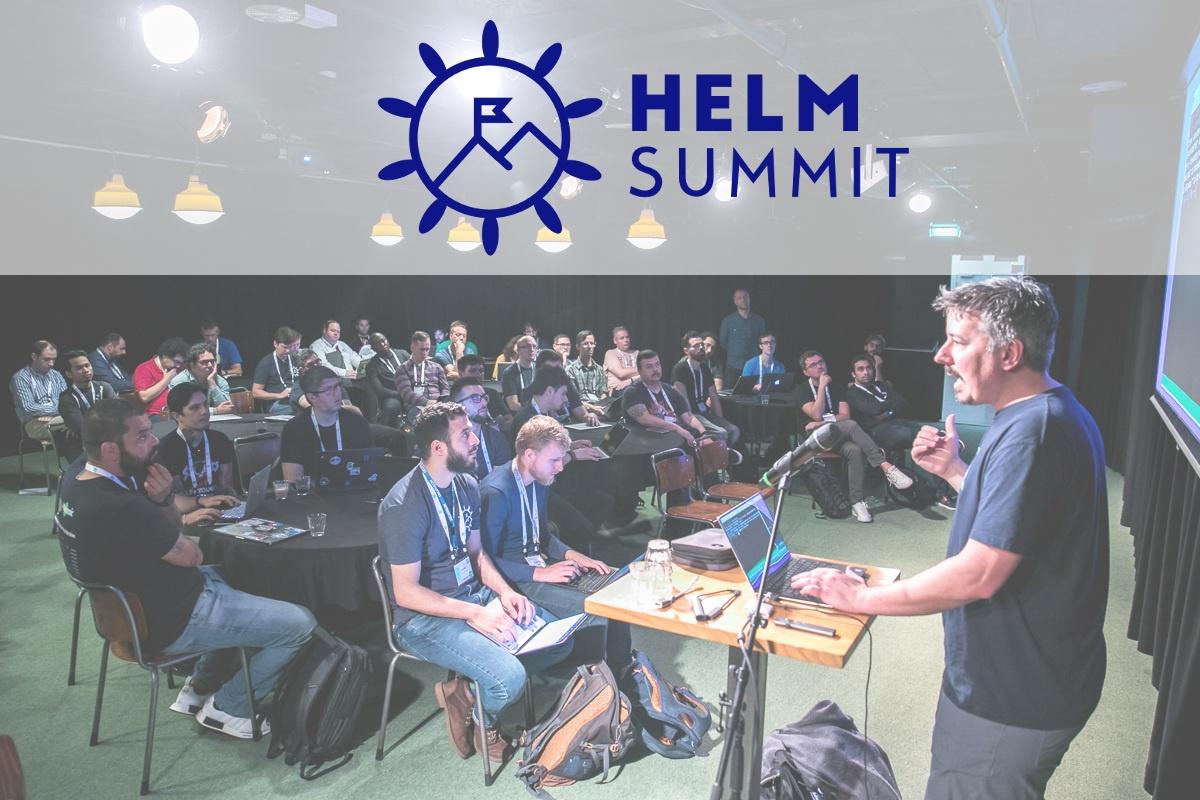 Пять главных итогов Helm Summit 2019 в Амстердаме - 1