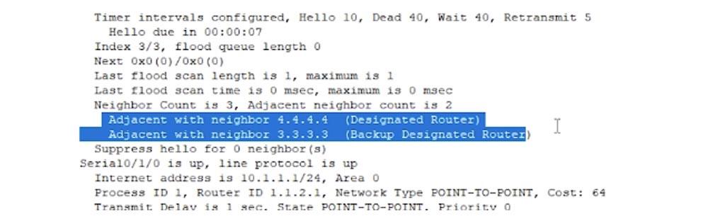 Тренинг Cisco 200-125 CCNA v3.0. День 46. Проверка работы OSPF - 11