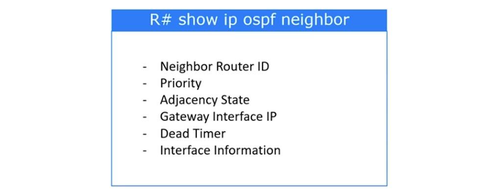 Тренинг Cisco 200-125 CCNA v3.0. День 46. Проверка работы OSPF - 12