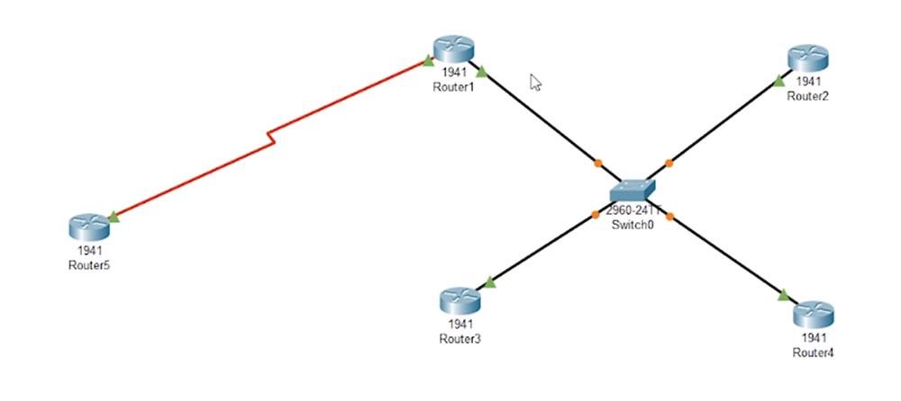 Тренинг Cisco 200-125 CCNA v3.0. День 46. Проверка работы OSPF - 4