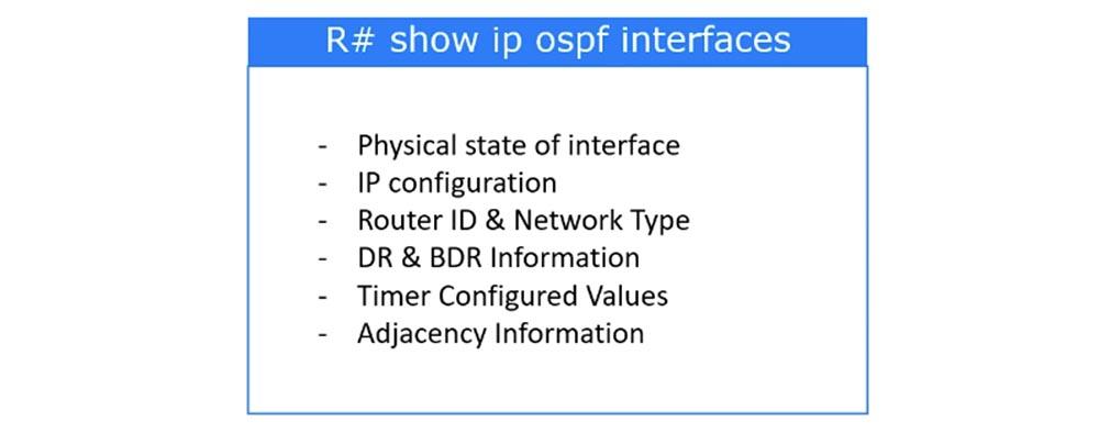 Тренинг Cisco 200-125 CCNA v3.0. День 46. Проверка работы OSPF - 9