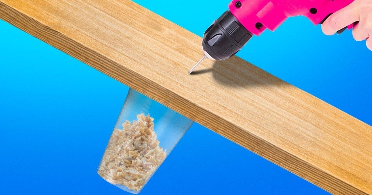28 бытовых хитростей для ремонта дома и дачи