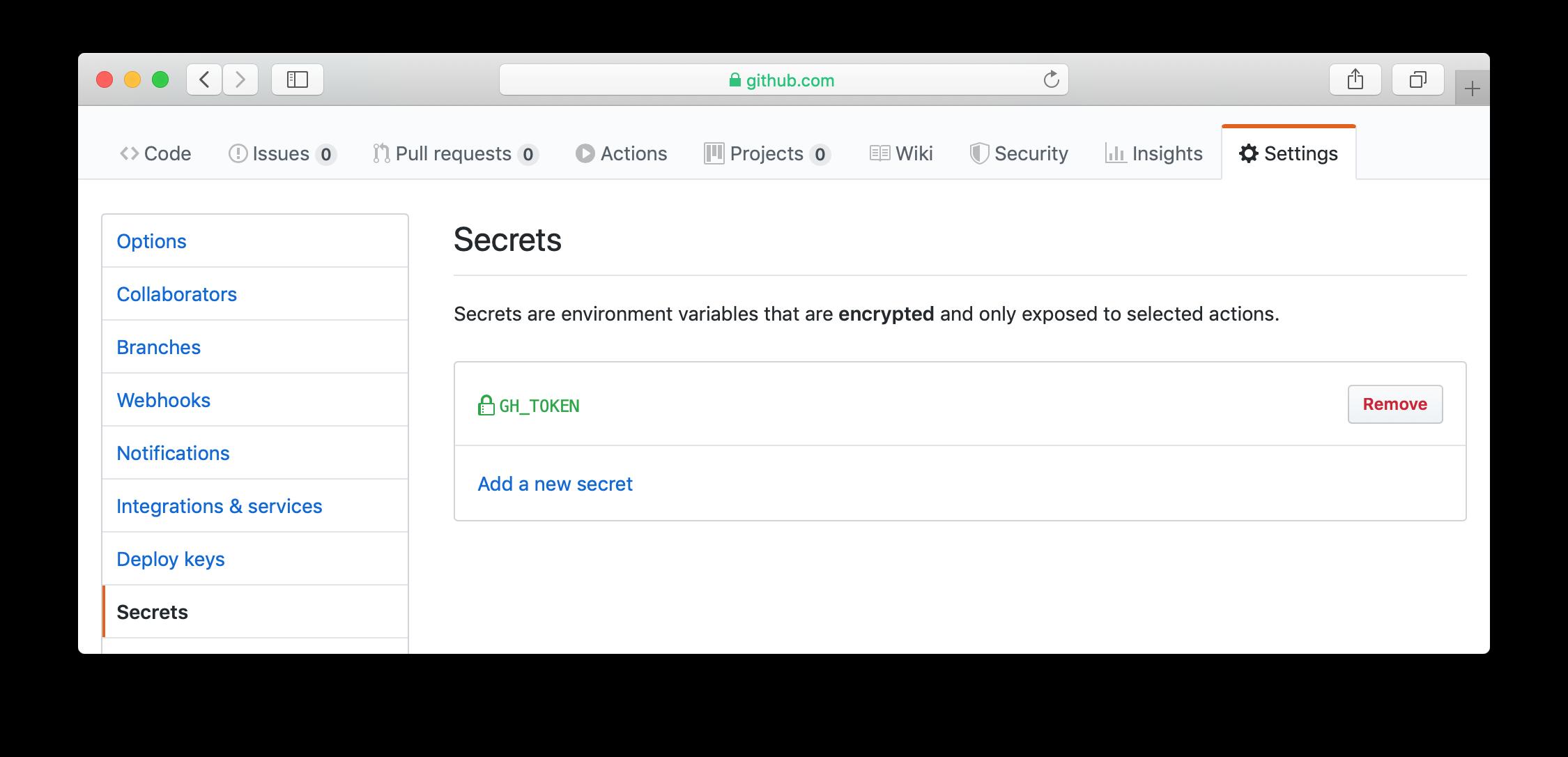 GitHub запускает свои щупальца в CI-CD и менеджмент артефактов - 6