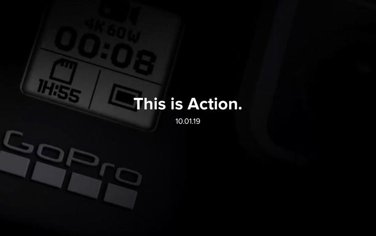 GoPro готовит экшен-камеры нового поколения