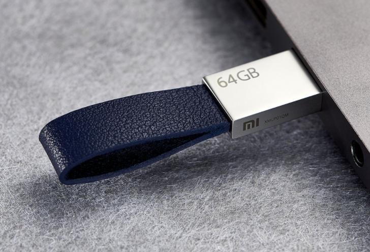 Xiaomi U-Disk Thumb Drive — тот случай, когда новый продукт компании кажется дорогим