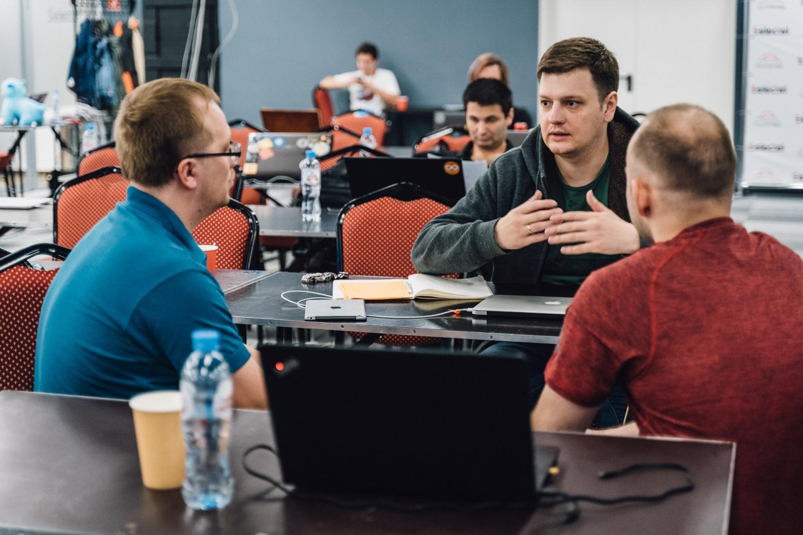 Артём Галонский, СТО БюроБюро: «Я против такого понятия, как DevOps-инженер» - 2