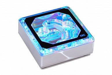 Ассортимент Alphacool пополнили процессорные водоблоки Eisblock XPX Aurora