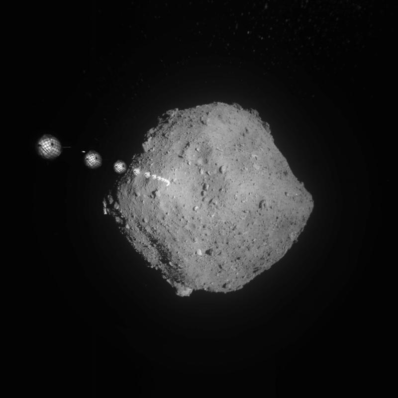 «Хаябуса-2» готовится сбросить новый аппарат на астероид Рюгу