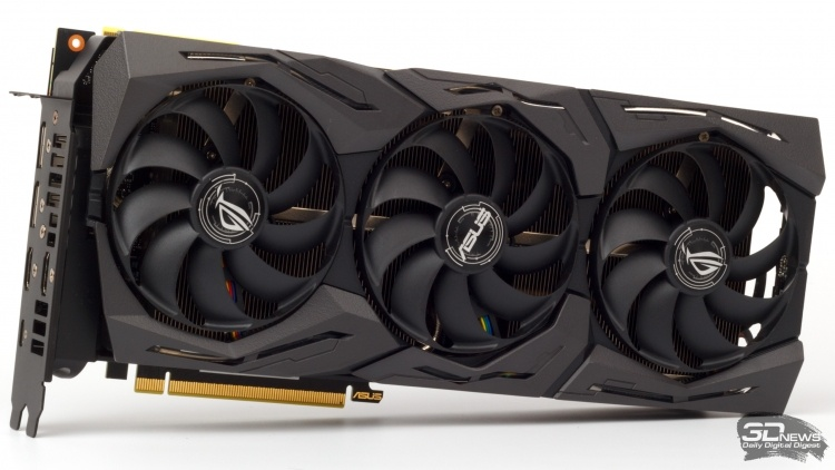 Новая статья: Обзор видеокарты ROG Strix GeForce RTX 2080 SUPER OC: в погоне за тишиной
