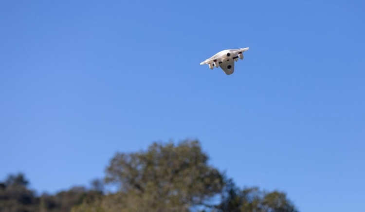 Скоро дроны будут прибывать до эвакуатора при поломке автомобиля в дороге