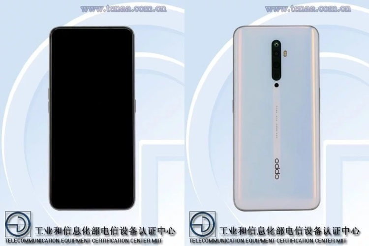 Смартфон OPPO Reno 2F готовится к запуску в Китае