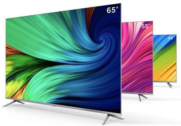 Xiaomi Mi Full Screen TV Pro: безрамочные 4К-телевизоры размером до 65 дюймов