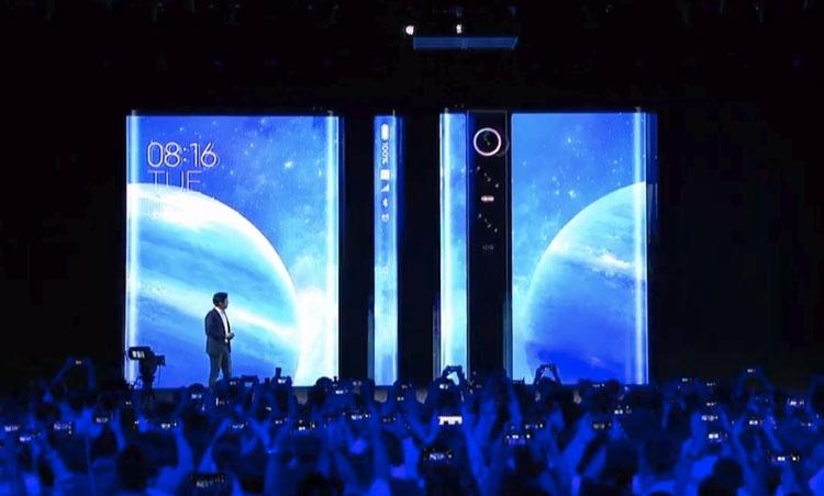Xiaomi Mi Mix Alpha — смартфон за 00, почти целиком состоящий из экрана
