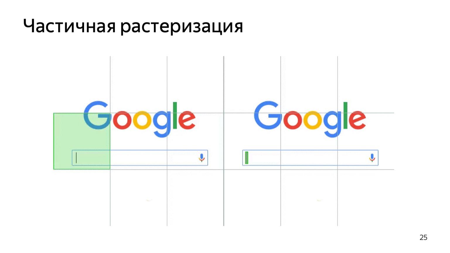 Как рисует браузер. Доклад Яндекса - 24