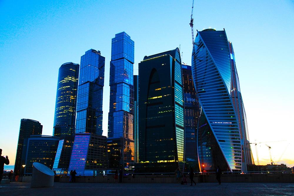 Когда город умный: опыт мегаполисов - 1