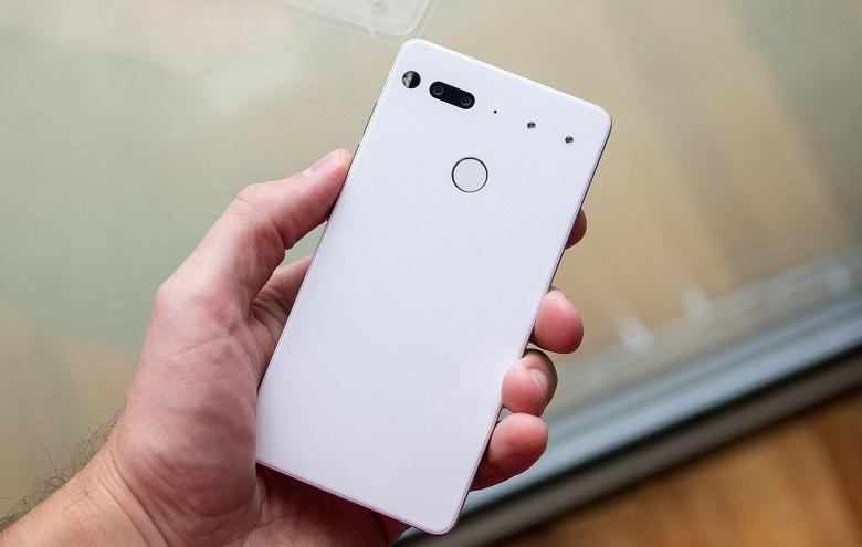 От создателя Android. Essential Products готовит новый смартфон