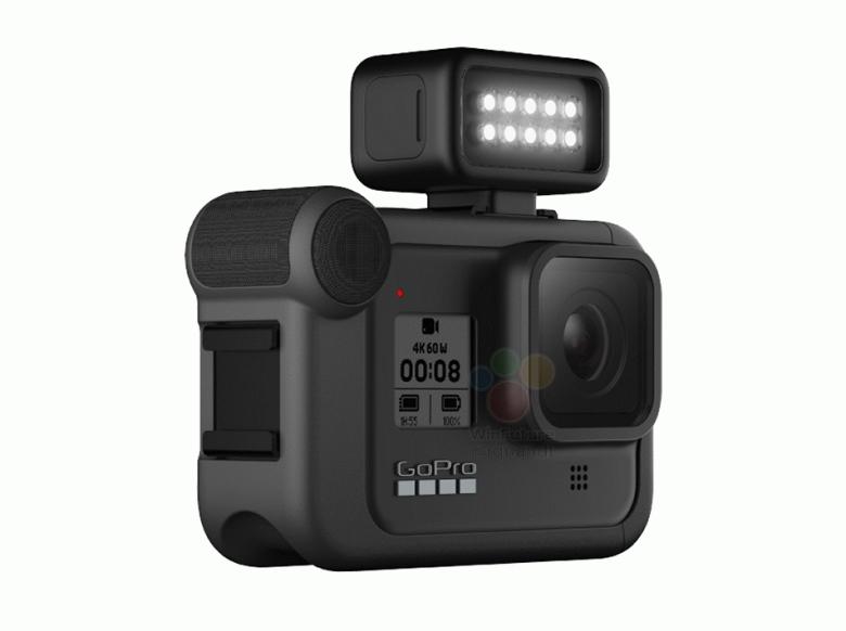 Появилось изображение упаковки камеры GoPro Hero 8 и сведения о цене устройства - 1