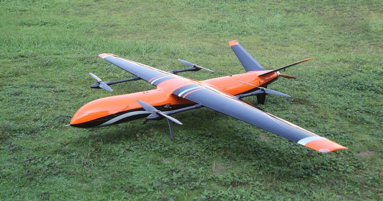 Представлен водородный дрон, способный лететь 15 часов без дозаправки