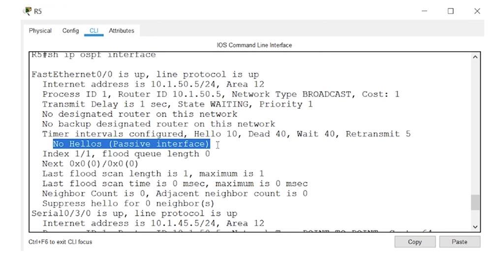 Тренинг Cisco 200-125 CCNA v3.0. День 48. Мультизонирование OSPF - 12