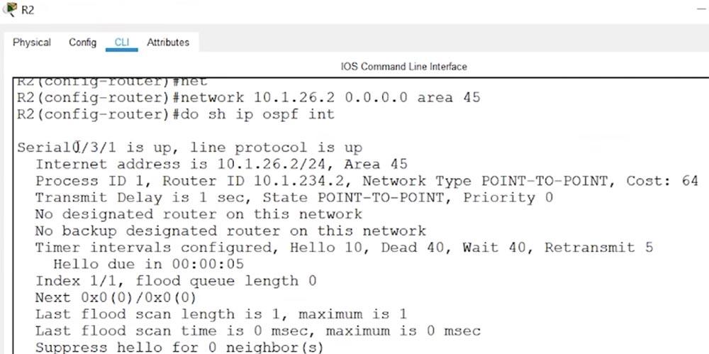 Тренинг Cisco 200-125 CCNA v3.0. День 48. Мультизонирование OSPF - 7