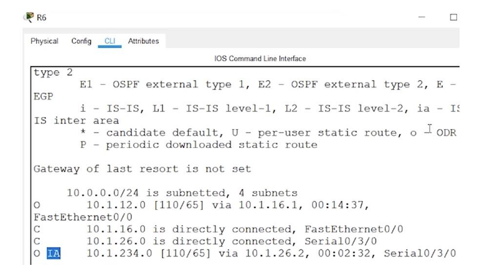 Тренинг Cisco 200-125 CCNA v3.0. День 48. Мультизонирование OSPF - 9