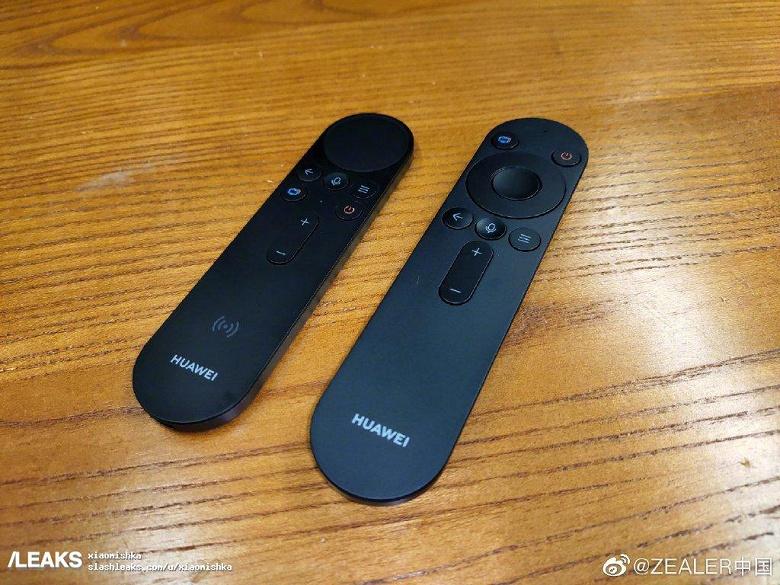 Умный телевизор Huawei Vision во всей красе на первых живых фотографиях