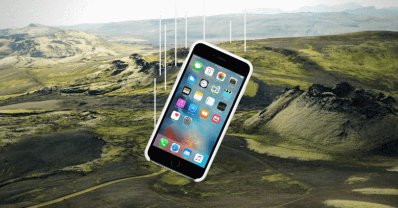 Чудеса выживаемости. iPhone 6s заработал после падения из самолёта и года во льдах Исландии