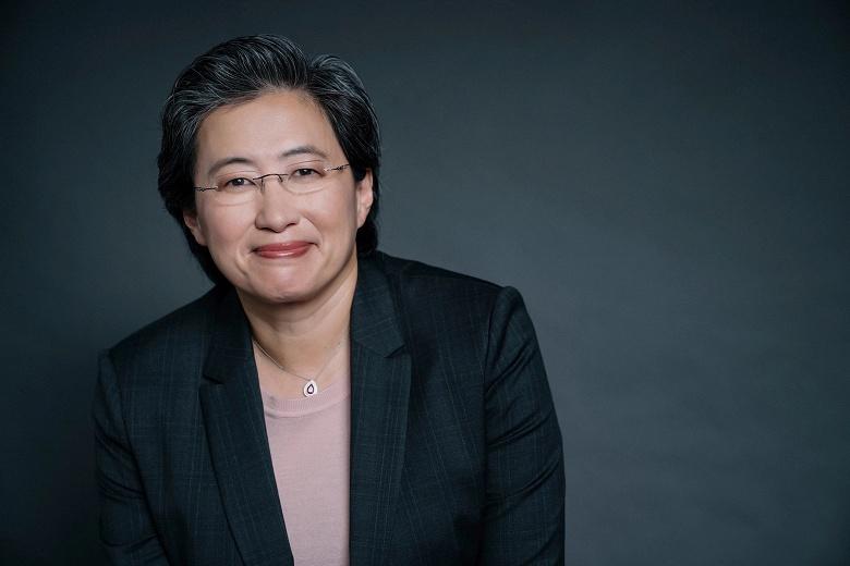 Глава AMD Лиза Су признана одной из самых влиятельных женщин в мире бизнеса