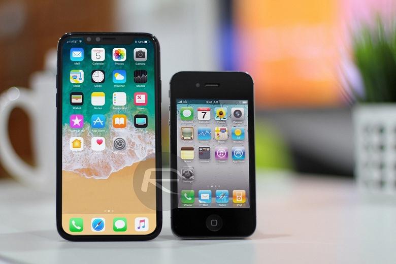 iPhone 12 будет похож на культовый iPhone 4