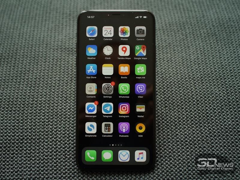 Новая статья: Обзор Apple iPhone 11 Pro Max: лучший в мире смартфон с худшим названием