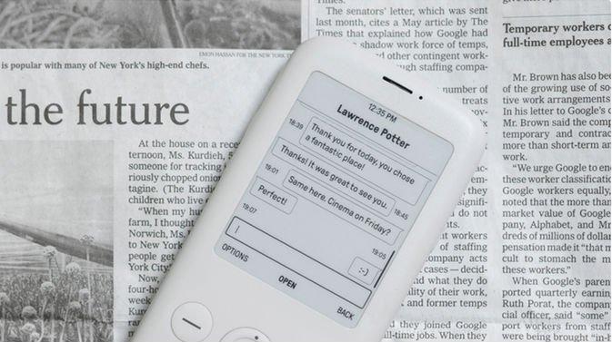 Новый бестселлер Kickstarter. Создатель «Ведьмака» собирает деньги на телефон для уставших от интернета