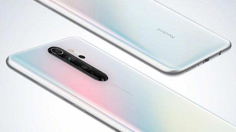 Ожидаемая новинка. Redmi Note 8 Pro поступает в продажу в Европе