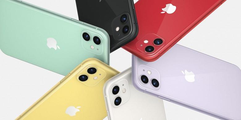 Почти половина всех продаж iPhone в новом году придётся на iPhone 11, iPhone 8 и 8 Plus