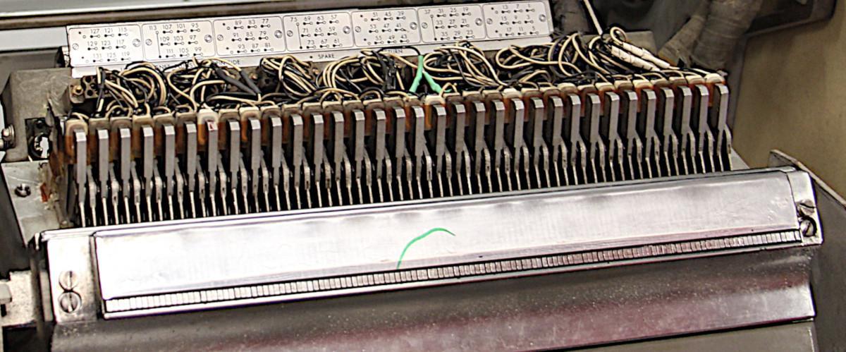 Рискованная музыка на линейном принтере старинного мейнфрейма от IBM - 3