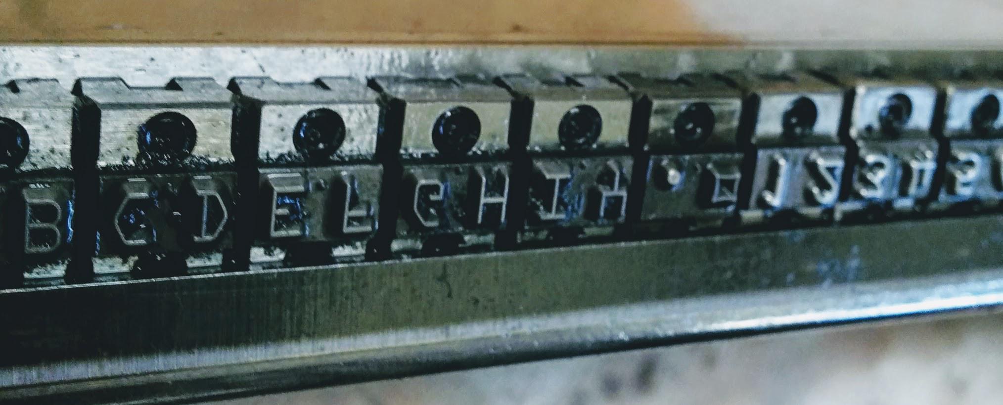 Рискованная музыка на линейном принтере старинного мейнфрейма от IBM - 9