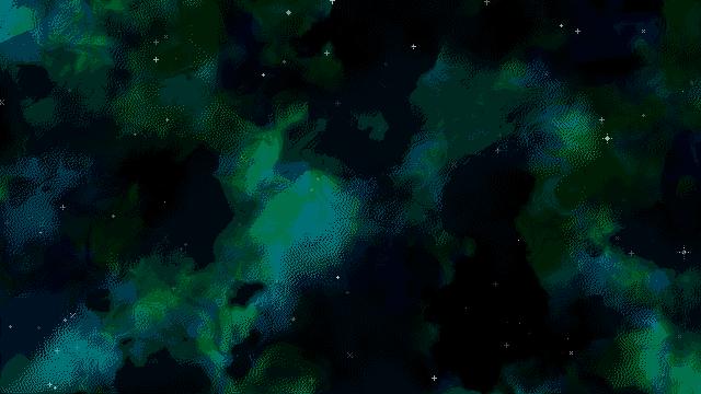 Создание пиксельной туманности при помощи шума и Median Cut - 2